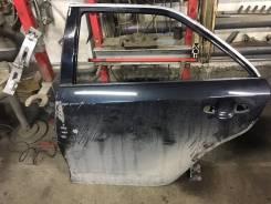 Дверь задняя левая Toyota Camry 2011-2017г.