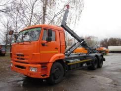 Автосистемы АС-15. Мусоровоз контейнерный (мультилифт) АС-15 Cayvol MV-18/62