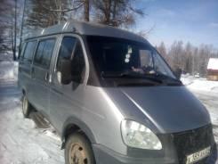 ГАЗ 3221. Продам срочно газель дизель, пассажирская 8 мест категория В., 8 мест