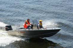 Tuna. 2019 год, длина 4,50м., двигатель без двигателя, 60,00л.с., бензин. Под заказ