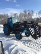 МТЗ 80. Продам трактор МТЗ-80, 74 л.с.