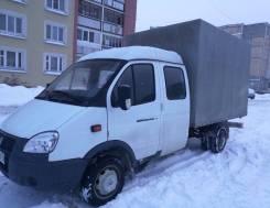ГАЗ 33023. Продаётся ГАЗель 33023 2.9 МТ, 2015, фургон, 2 890куб. см., 2 000кг., 4x2