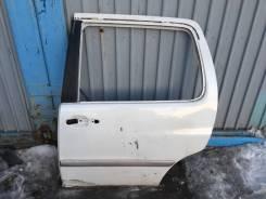 Дверь задняя (левая) Toyota Raum EXZ10-15.