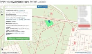 Продаю участок в районе Угловое, с/т «Малахит». 1 000кв.м., собственность, электричество