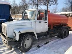 ЧМЗ. Вакуумная машина Ассенизатор ГАЗ 33098, 4 250куб. см.