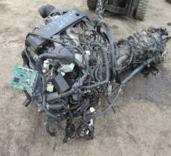 Контрактный двигатель 6G74 4wd gdi pajero в сборе