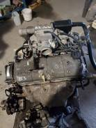 Двигатель В3E от Mazda demio dw3w