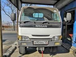 Nissan Atlas. Грузовик Ниссан Атлас, 3 200куб. см., 2 000кг.