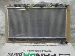 Радиатор охлаждения двигателя. Honda Jazz Honda Fit, GD3 Двигатели: L12A1, L12A3, L12A4, L13A1, L13A2, L13A5, L13A6, L15A1, L15A