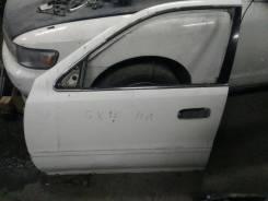 Дверь Toyota Cresta, левая передняя GX90