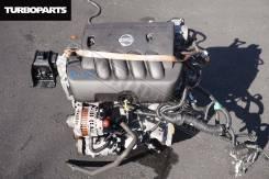 Двигатель в сборе. Nissan Dualis, J10, KJ10, KNJ10, NJ10 Nissan Qashqai, J10, J10E Двигатель MR20DE