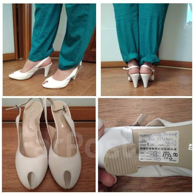 1ea45a810 Туфли женские, красивые, удобный каблук - Обувь во Владивостоке