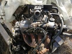 Двигатель Mazda Demio DW3W