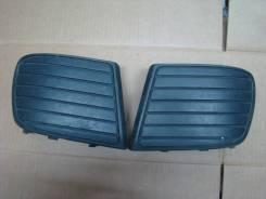 Заглушки ПТФ в бампер Nissan Wingroad