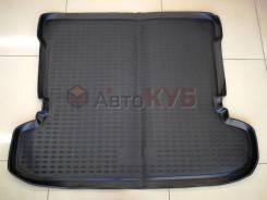 Коврик в багажник Mitsubishi Pajero