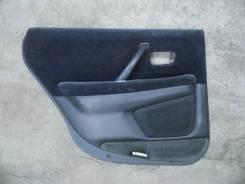 Обшивка задней левой двери б/у Crown GS151, JZS15#, LS151, UZS15# H/T Toyota 676403A880E0