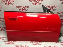 Дверь передняя правая цвет 01W Subaru Legacy BL, BP