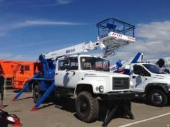 Випо-18. АГП ВИПО-18-01 на шасси ГАЗ-33098 (4х2)(5м. каб) торг уместен