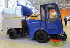 Кургандормаш УКМ-2500. УКМ 2500 подметально уборочная машина пылесос