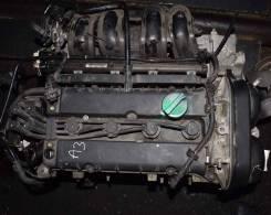 Двигатель FORD TSJA 1.6 литра на Fusion Fiesta 2008-2016 год