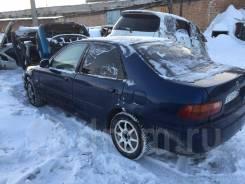 Патрубок системы охлаждения. Honda: Civic Ferio, CR-X del Sol, Civic, Domani, Integra D15B, ZC