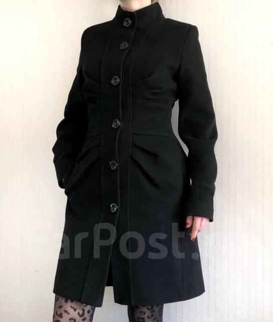 5e2382728946 Отличное драповое пальто - Верхняя одежда во Владивостоке
