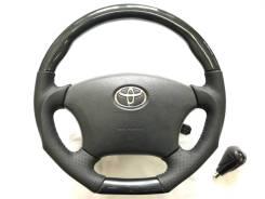 Руль. Toyota: Alphard Hybrid, Camry, Estima Hybrid, Land Cruiser Prado, Highlander, 4Runner, Avensis Verso, Estima, Alphard, GX470, Hilux, Hilux / 4Ru...