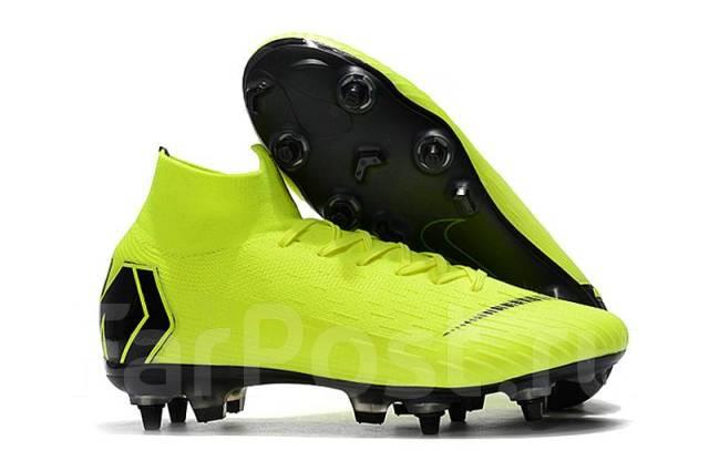 3ee9e2af Футбольные бутсы Nike Mercurial Superfly VI Elite SG-Pro AC - Обувь ...