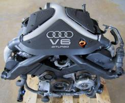 Двигатель контрактный Audi A6 Allroad 2.7 biturbo ARE, BES, APB , BEL