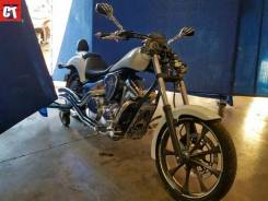 Honda VT 1300CX Fury. 1 300 куб. см., исправен, птс, без пробега