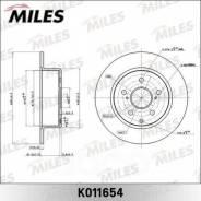 Тормозной диск задний Miles K011654