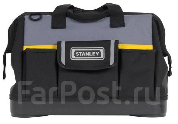 c00152f95a40 Сумка Basic Stanley Open Mouth универсальная 16 - Инструменты и ...