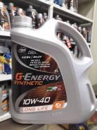 G-Energy. 10W-40, синтетическое, 4,00л.