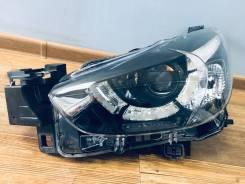 Фара Левая Mazda Demio DJ 10018373 L LED 100-18373 L LED Japan