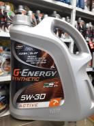 G-Energy. 5W-30, синтетическое, 4,00л.