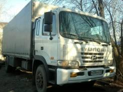 Hyundai HD170. HD170 Hyundai длинная база 10 т. фургон 44 куб, 11 150куб. см., 10 000кг., 4x2