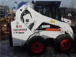 Earthforce S18. Погрузчик Bobcat S18, 894кг., Дизельный