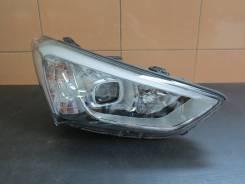 Фара правая Hyundai Santa Fe [2012-2015]