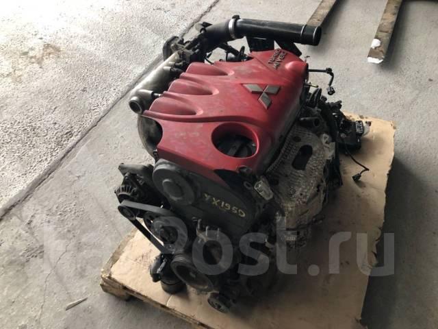 ДВС 4G15 turbo - Автозапчасти в Белгороде