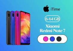 Xiaomi Redmi Note 7. Новый, 64 Гб