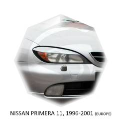 Накладка на фару. Nissan Primera, P11, P11E