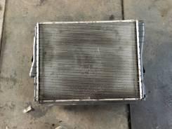 Радиатор охлаждения двигателя. BMW 3-Series, E46, E46/2, E46/2C, E46/3, E46/4, E46/5