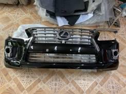 Бампер Передний Lexus LX570 2012+ 52119-6A969 52119-6A970 53101-60920