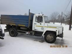 САЗ. Продам автомобиль грузовой (самосвал) ГАЗ- 3309, 4 750куб. см.