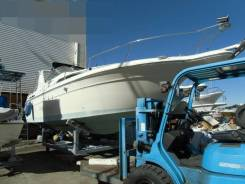 Searay Sundancer. 1995 год год, длина 8,70м., двигатель стационарный, бензин. Под заказ