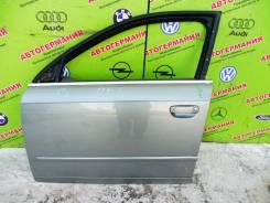 Дверь передняя левая Audi A4 B7 голое железо