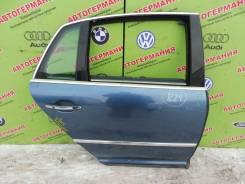 Боковая дверь задняя правая Volkswagen Phaeton (09-16) голое железо