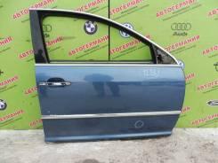 Боковая дверь передняя правая Volkswagen Phaeton (09-16) голое железо