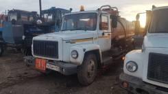 САЗ. Газ Саз автотопливо-заправщик 2007г, 4 750куб. см.