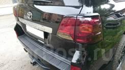 Накладки на задние стопы Land Cruiser 200/LC 200(Реснички, ресницы). Toyota Land Cruiser, GRJ200, J200, URJ200, URJ202, URJ202W, UZJ200, UZJ200W, VDJ2...